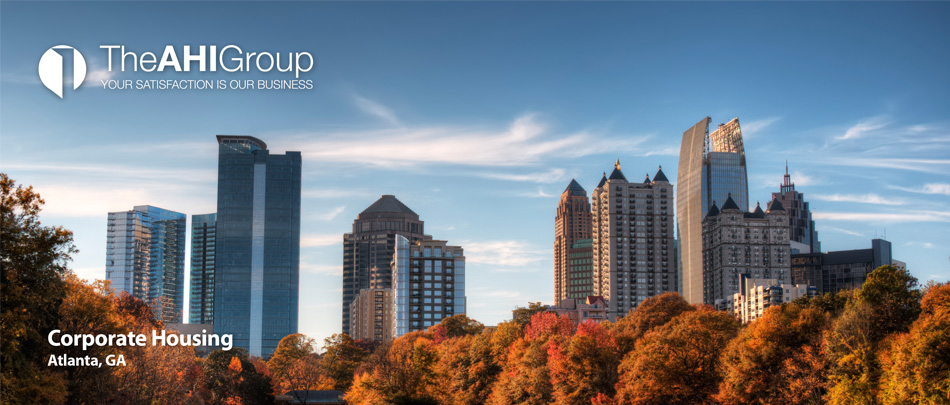 Atlanta's Skyline is one of the most beautiful in the world. AHI Guests can utilize our APP to learn about events, activities and more.